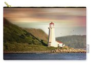 Halifax Harbor Lighthouse Carry-all Pouch