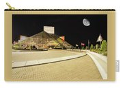 Hall Of Fame At Night Carry-all Pouch