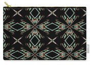 Hall Of Mirrors In Abstract Carry-all Pouch