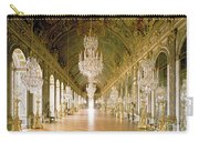 Hall Of Mirrors  The Galerie Des Glaces Carry-all Pouch