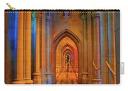 Hall Of The Cathedral Carry-all Pouch