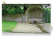 Hall Well - Tissington Carry-all Pouch