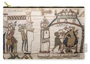 Halleys Comet Of 1066, Bayeux Tapestry Carry-all Pouch