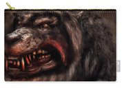 Halloween -  Mad Dog Carry-all Pouch