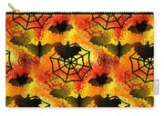 Halloween Abstract - Happy Halloween Carry-all Pouch