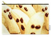 Halloween Banana Ghosts Carry-all Pouch