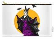 Halloween Batgirl Carry-all Pouch
