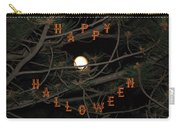 Halloween Card Carry-all Pouch
