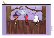 Halloween Cat Costumes Carry-all Pouch