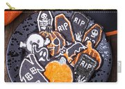 Halloween Cookies Carry-all Pouch