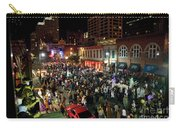 Halloween Draws Tens Of Thousands To Celebrate On 6th Street Carry-all Pouch