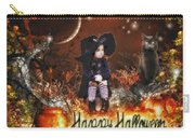 Halloween Girl Carry-all Pouch