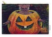 Halloween Hog Carry-all Pouch