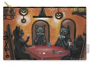 Halloween Hold Em Carry-all Pouch