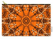 Halloween Kaleidoscope 12 Carry-all Pouch