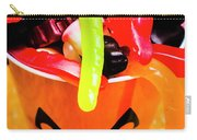 Halloween Party Details Carry-all Pouch