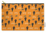 Halloween Scull Carry-all Pouch