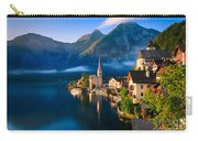 Hallstatt Is A Village In The Salzkammergut, A Region In Austria Carry-all Pouch