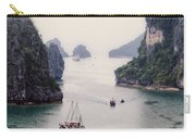 Halong Bay 8 Carry-all Pouch