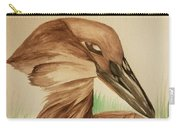 Hamerkop Carry-all Pouch