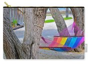 Hammock Time In The Florida Keys Carry-all Pouch