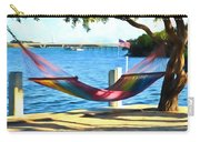 Hammock Time In The Keys Carry-all Pouch