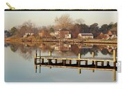 Hampton Virginia Sunrise Carry-all Pouch