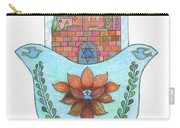 Hamsa 13 Carry-all Pouch