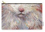Hamster Painting  Carry-all Pouch