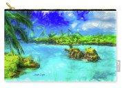 Hana Maui Carry-all Pouch
