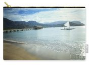 Hanalei Bay Outrigger Carry-all Pouch