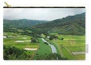 Hanalei Taro Fields Carry-all Pouch