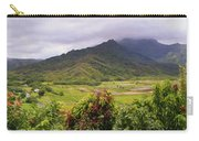 Hanalei Valley Panorama Carry-all Pouch