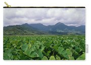 Hanalei Valley Taro Field Carry-all Pouch