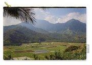 Hanalei Valley Taro Fields - Kauai Carry-all Pouch