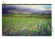 Hanalei Valley Taro Ponds Carry-all Pouch