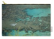 Hanauma Bay Reef And Snorkelers Carry-all Pouch