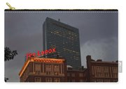 Hancock Over The Lenox Boston, Ma Carry-all Pouch