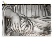 Hand And Robe Carry-all Pouch