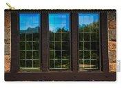 Hand Hewn Oak Frames Carry-all Pouch