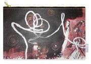 Hand In Hand2 Carry-all Pouch