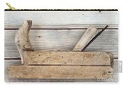 Hand Tool - Old Wood Planer Carry-all Pouch