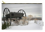 Handcart Monument Carry-all Pouch