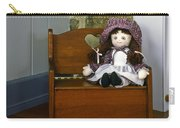 Handmade Cloth Doll Carry-all Pouch