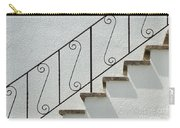 Handrail And Steps 2 Carry-all Pouch