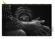 Hands Of A Marine Carry-all Pouch