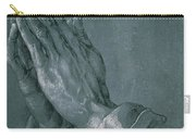 Hands Of An Apostle Carry-all Pouch