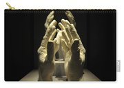 Hands Of Apollo Carry-all Pouch by David Lee Thompson