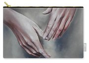 Hands Study Carry-all Pouch