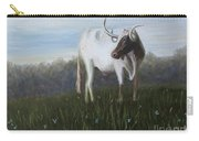 Handsome Longhorn Carry-all Pouch